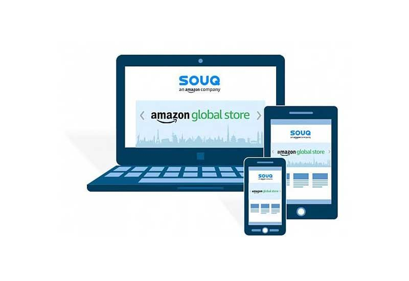 Souq launches Amazon Global Store in Saudi Arabia