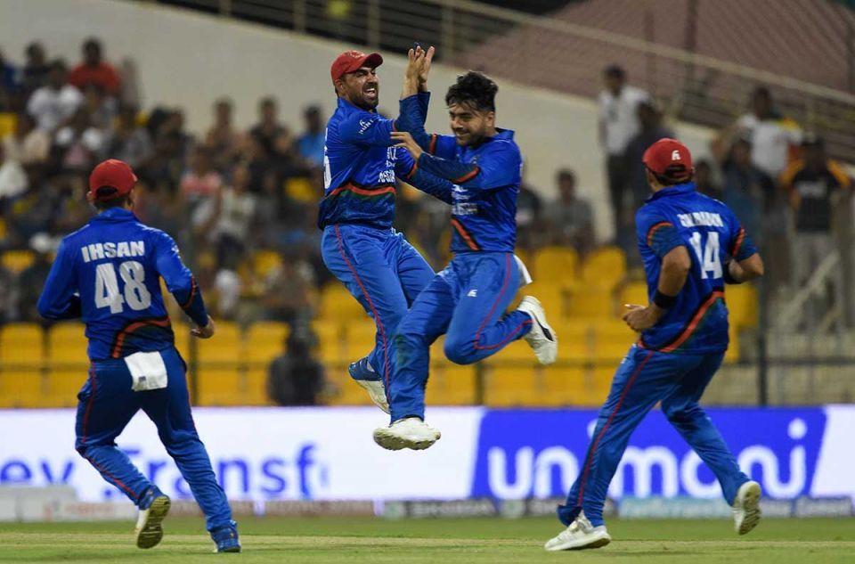 Asia Cup 2018: Afghanistan stun Sri Lanka in Abu Dhabi - in pictures