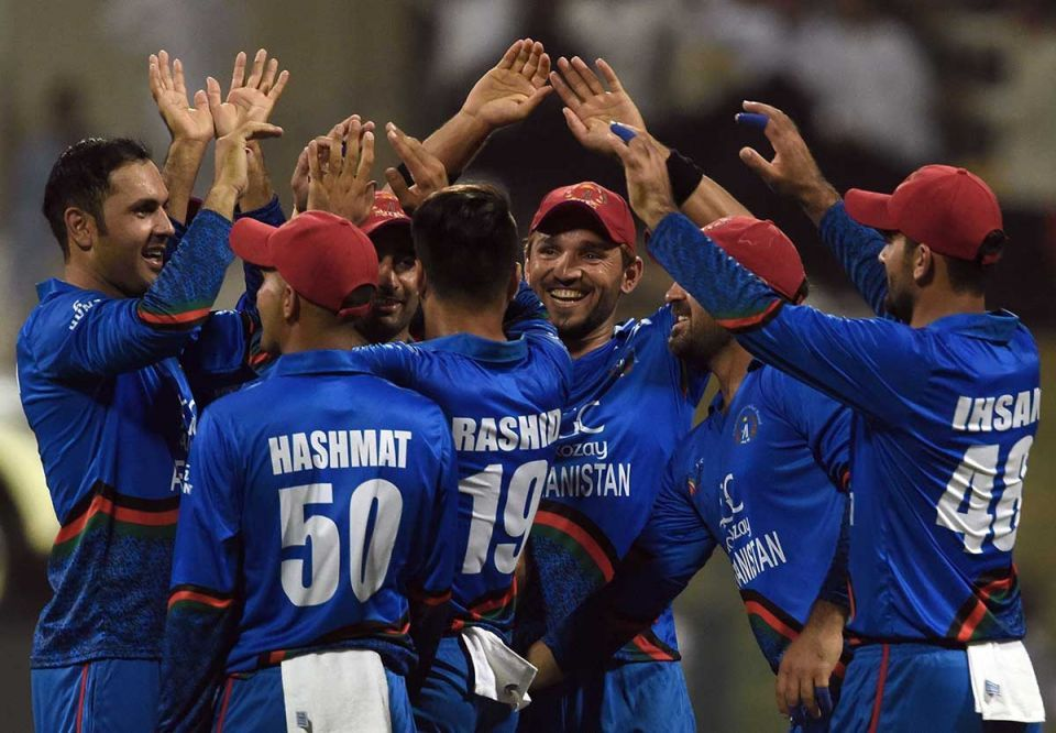 Afghanistan shock former champions Sri Lanka with Asia Cup win