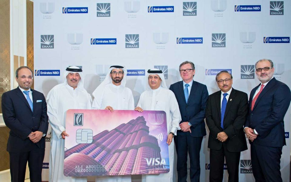 Emaar, Emirates NBD to create a new credit card programme