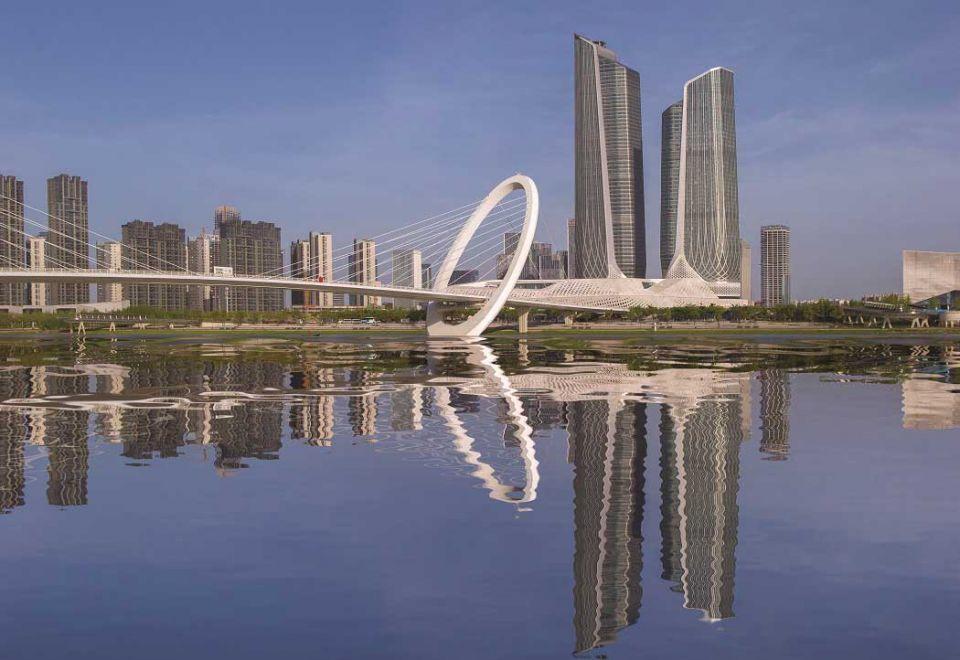 Jumeirah launches new China hotel in Zaha Hadid-designed development