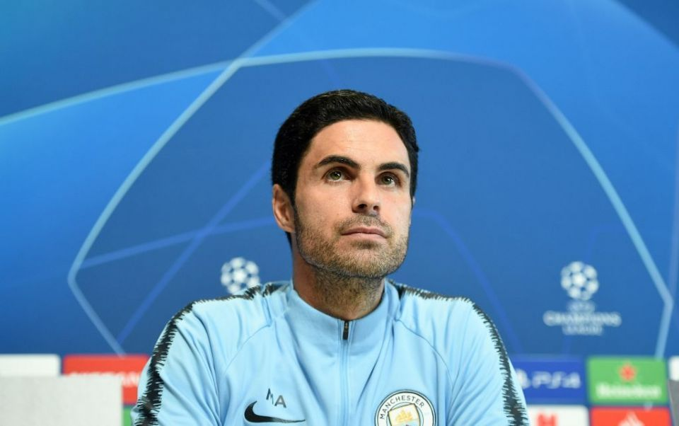 Man City have players to win Champions League, says Arteta