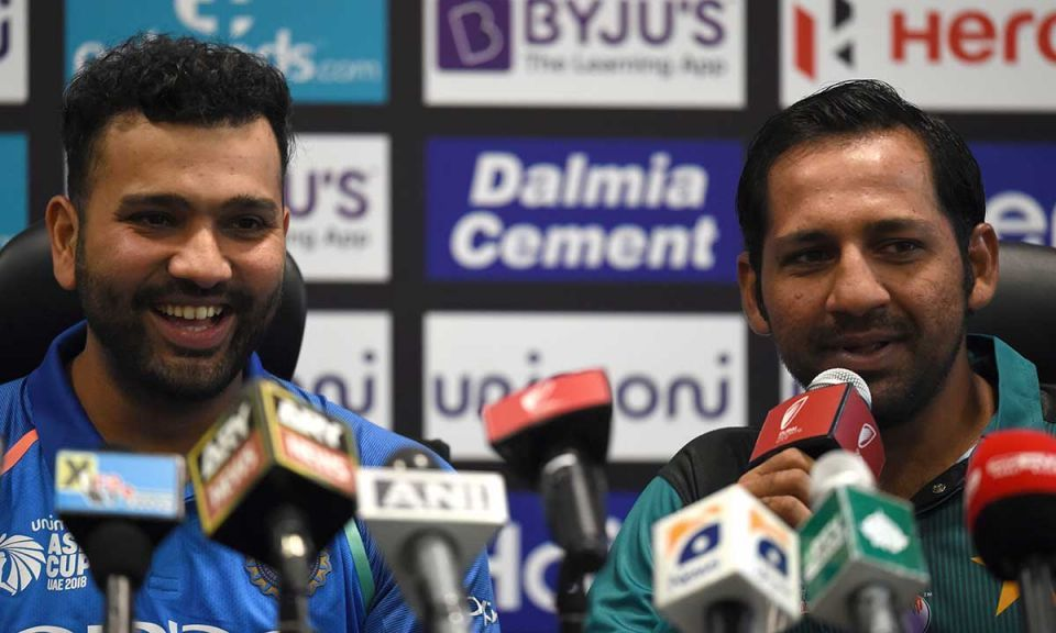 Asia Cup 2018: India-Pakistan set for blockbuster clash in Dubai