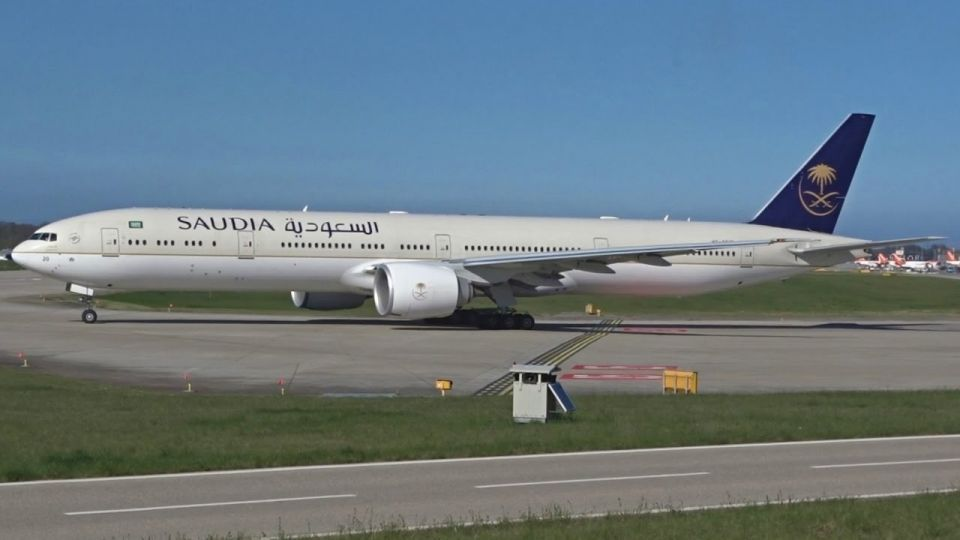Jeddah flight returns after mother leaves baby in airport terminal ...