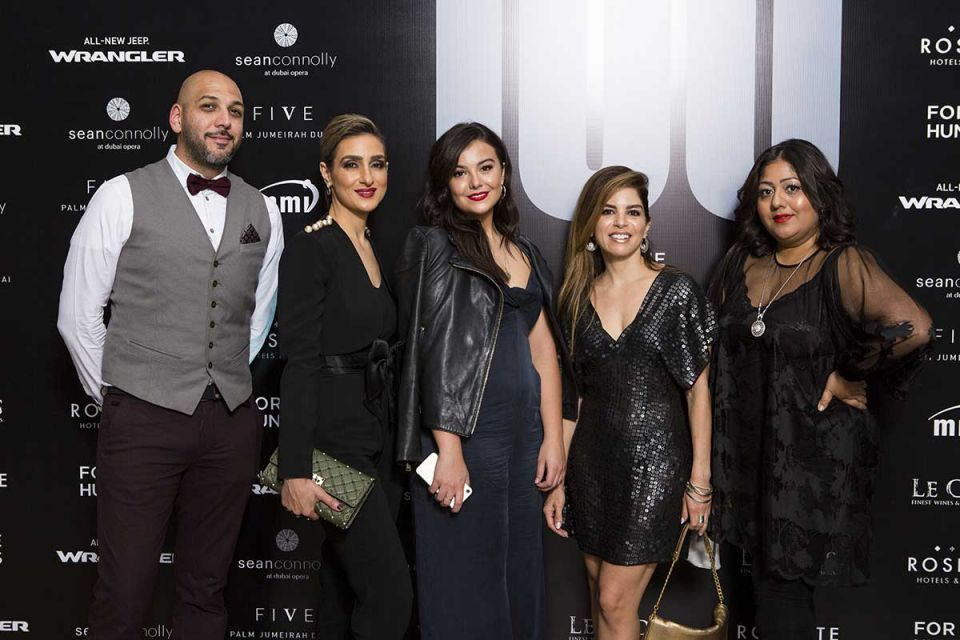 In pictures: Esquire Middle East 100 party in Dubai