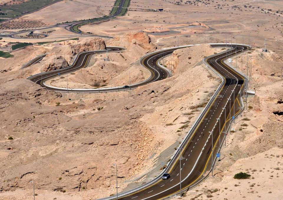 Gallery: The best road trips to take in the UAE
