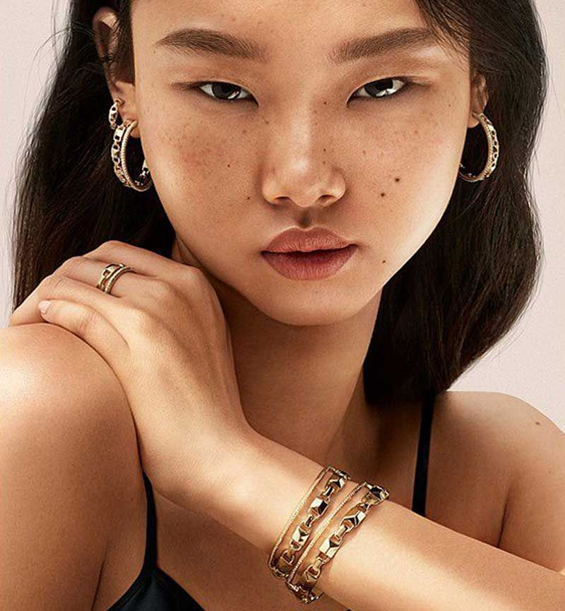 Michael Kors' fine jewellery collection is an ode to personalisation