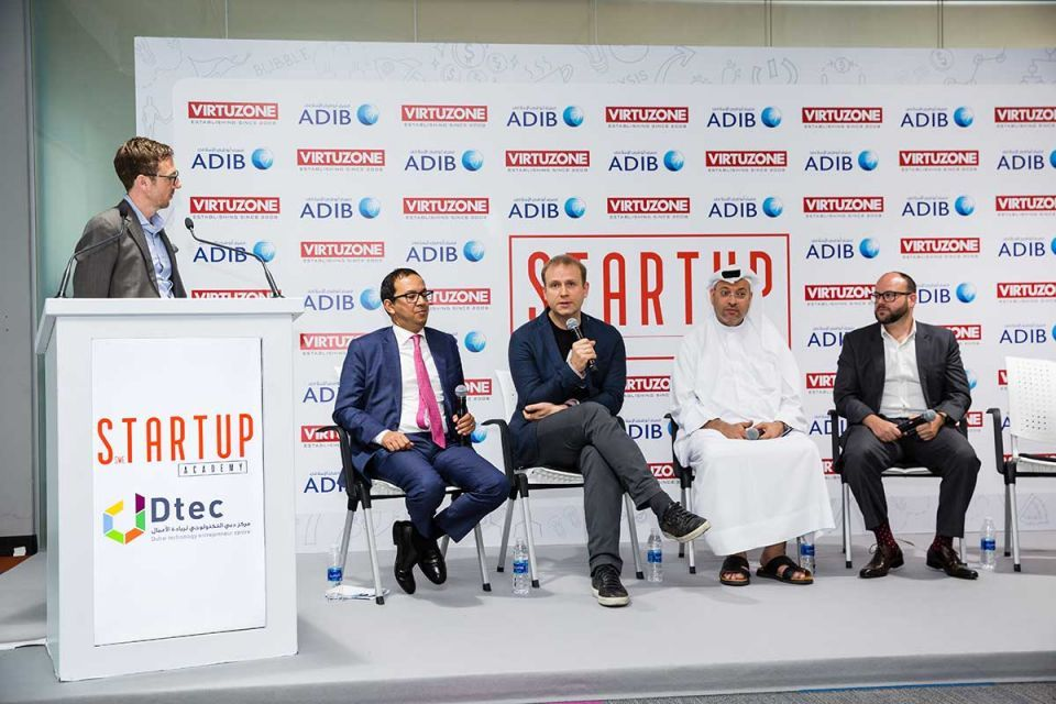 Speakers announced for the Arabian Business StartUp Academy