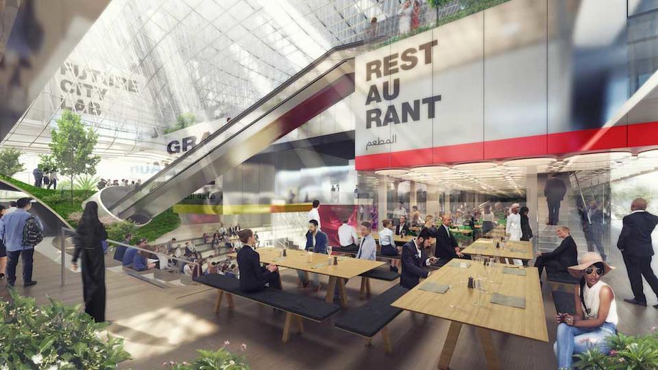 Gallery: Campus Germany at Expo 2020 Dubai pavilion