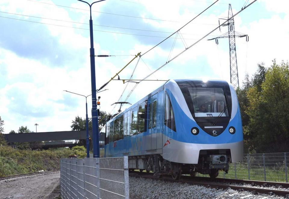 First of new Dubai Metro trains to be delivered in November