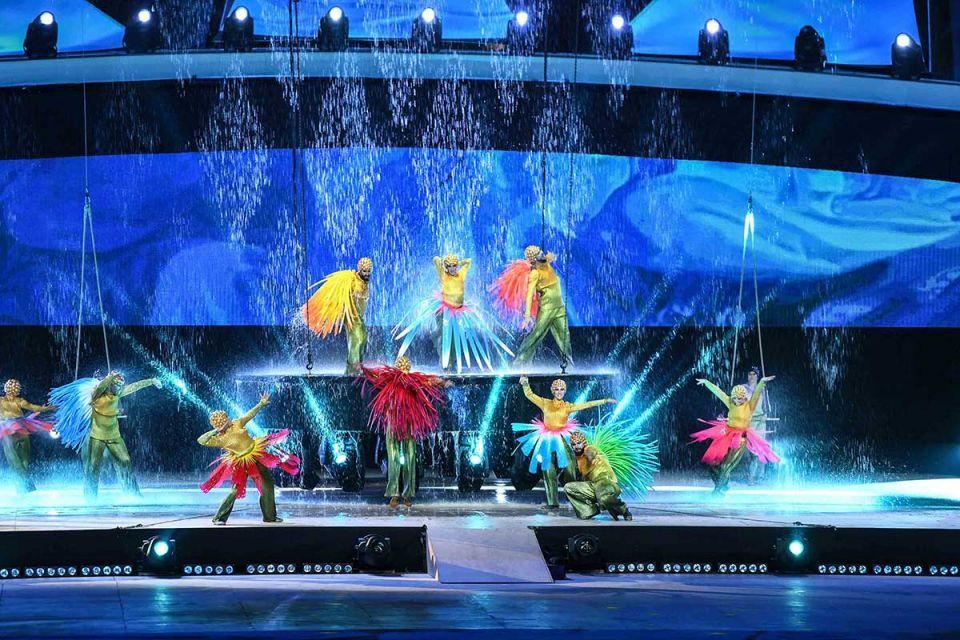 Canada's Cirque du Soleil dazzles Riyadh