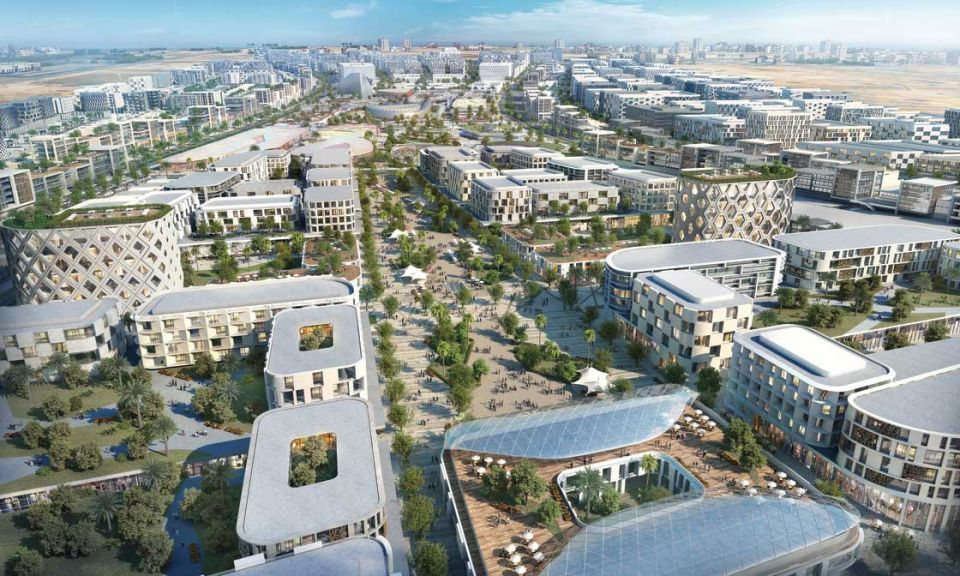 Arada awards first infra contract for Sharjah's $6.8bn mega project
