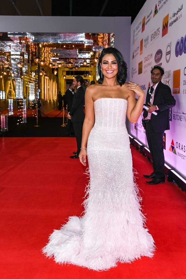 Red carpet gallery from the El Gouna Film Festival on the Red Sea
