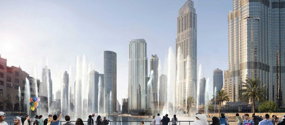 Emaar appoints architect for new Dubai residential project