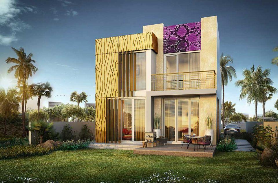 Just Cavalli - Luxury Villas From DAMAC