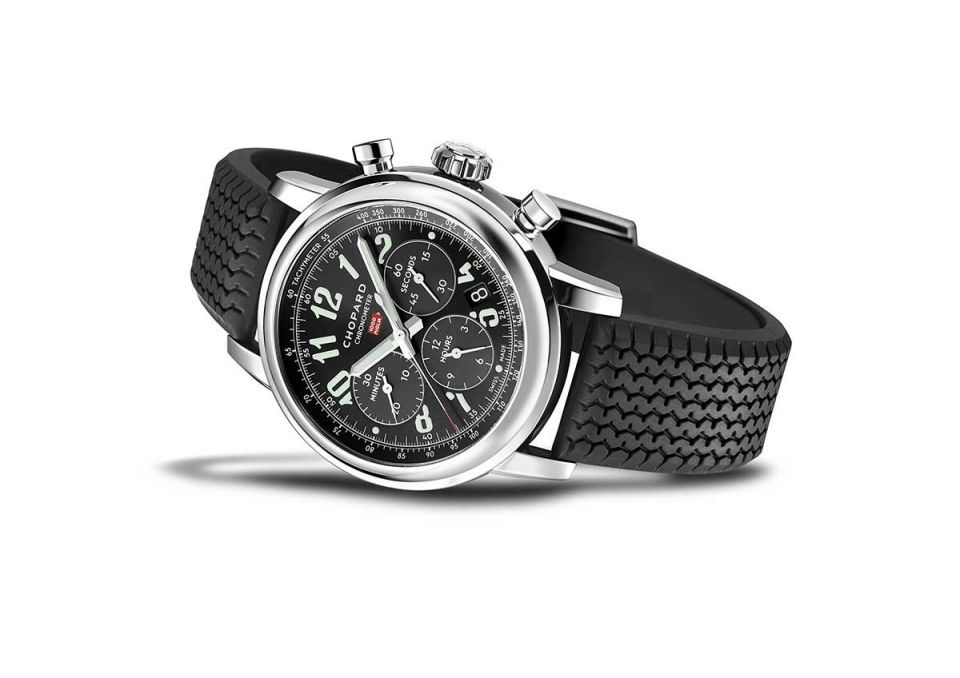 Mille Miglia Classic Chronograph: Racing in style