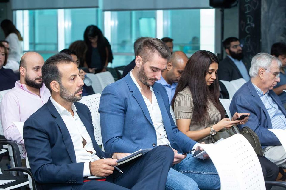 In pictures: Arabian Business StartUp Academy - how best to use social media to grow a business.