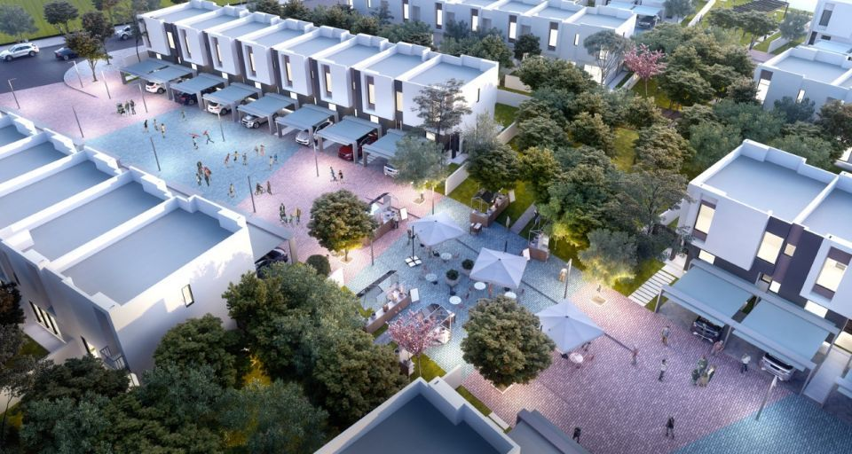New luxury garden community unveiled in Sharjah mega project