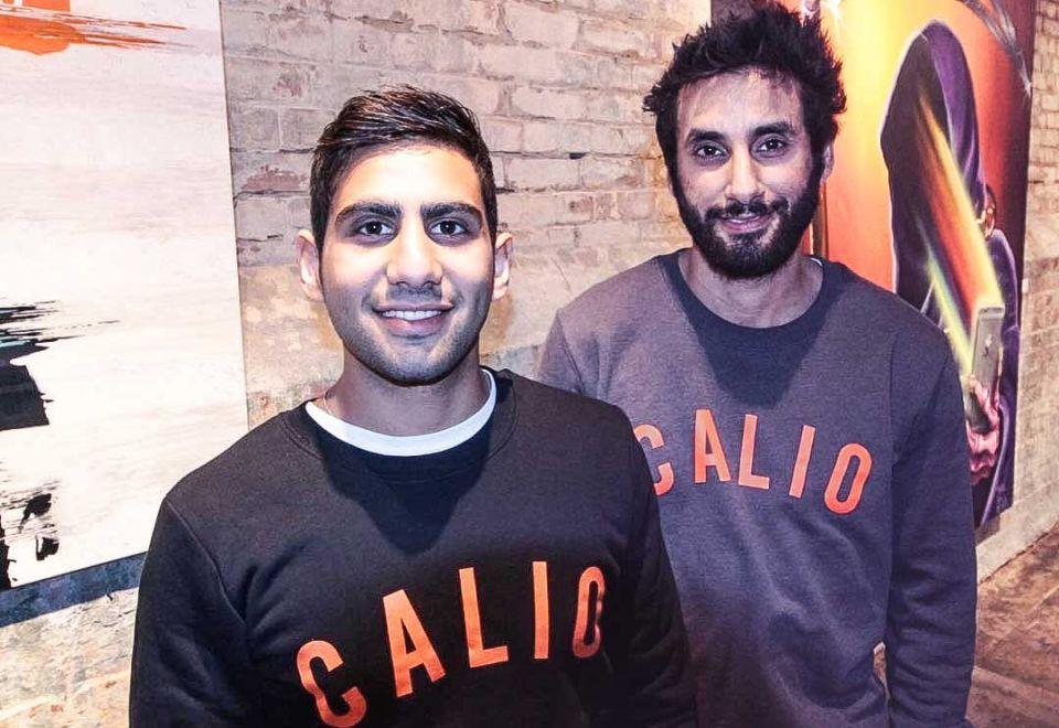 Entrepreneur of the Week: Calio's Ramy Al Kadhi and Latif Baluch