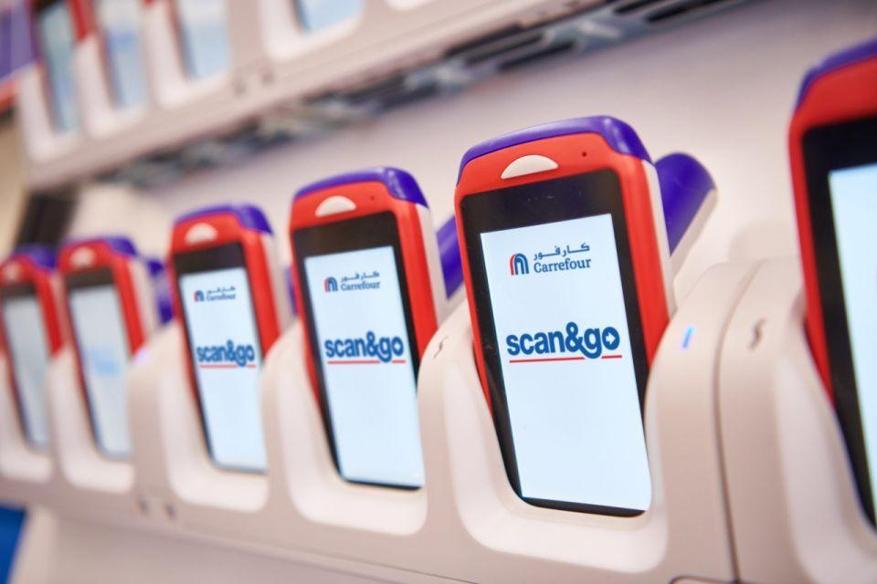 Carrefour launches new scan&go tech in Dubai supermarkets