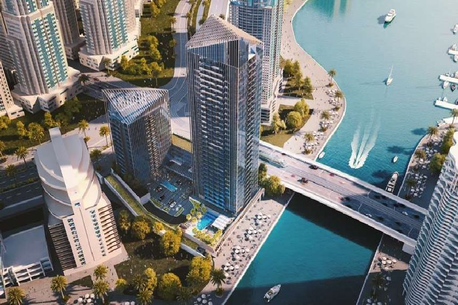 Final phase of Dubai's Sparkle Towers to be launched