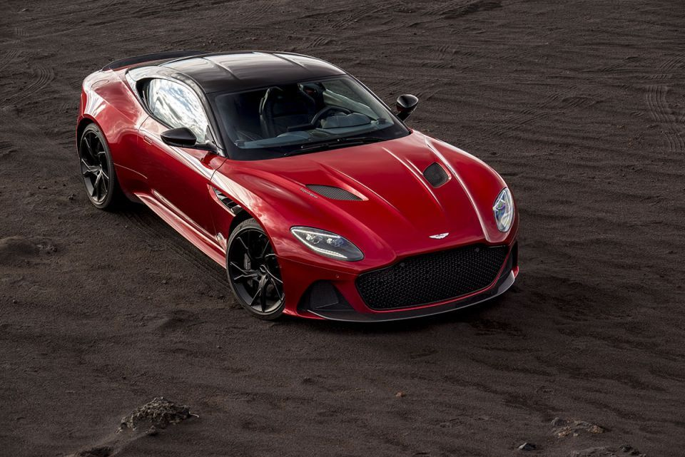 Aston Martin pares lofty IPO targets ahead of market listing