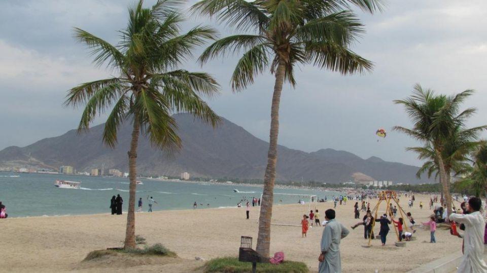 Sharjah's Shurooq reveals plan to transform Khorfakkan Beach