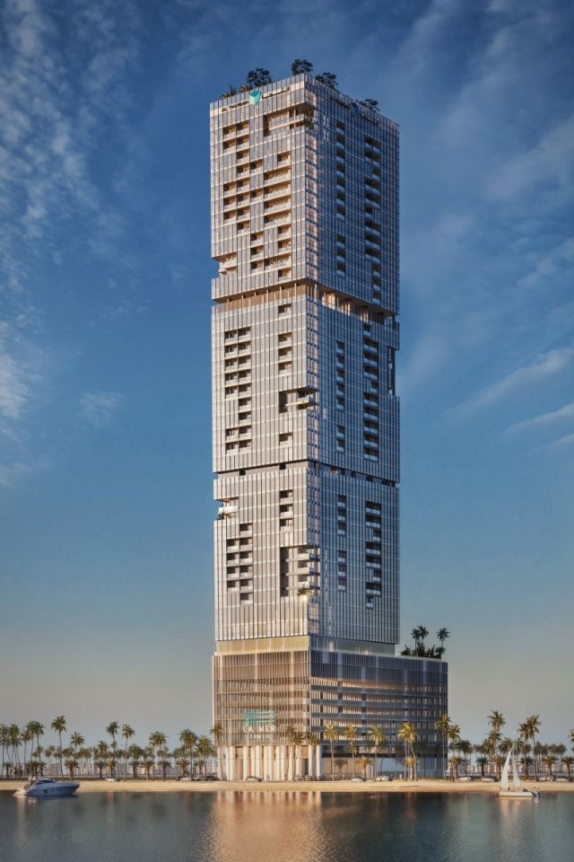 New $95m La Mer Tower to offer 350 Sharjah apartments
