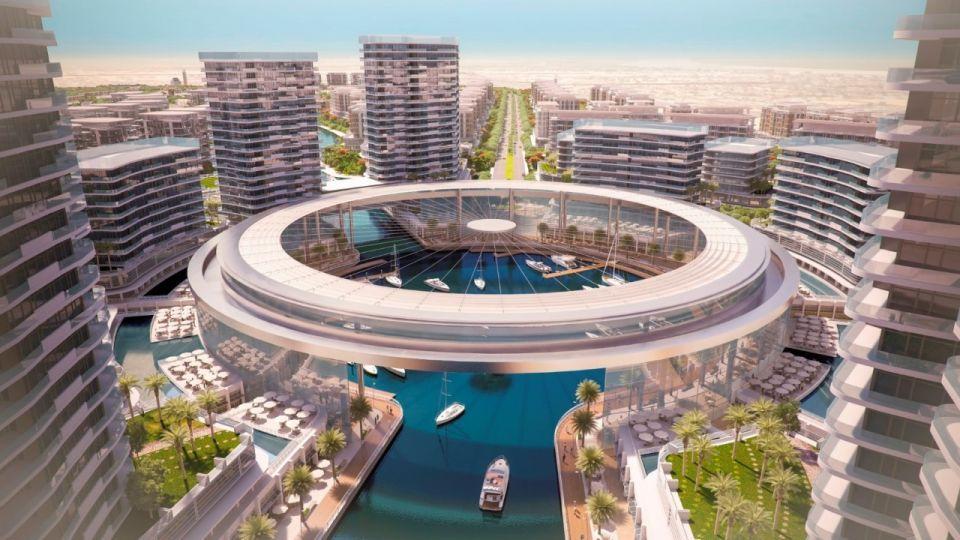 Revealed: Dubai's version of LA's Newport Beach community