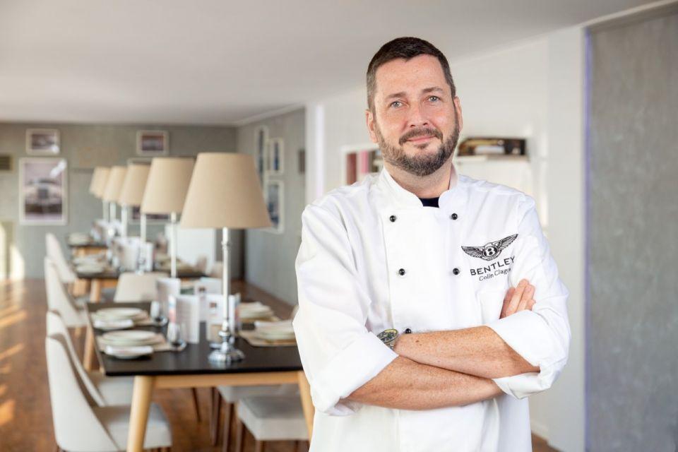 Bentley opens fine-dining pop-up restaurant on UAE's highest mountain