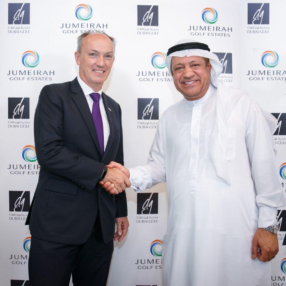 Dubai Golf signs deal to run DP World Tour Championship course