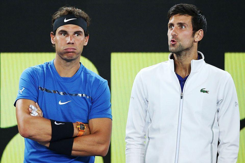 Djokovic, Nadal call off Saudi exhibition match due to injury
