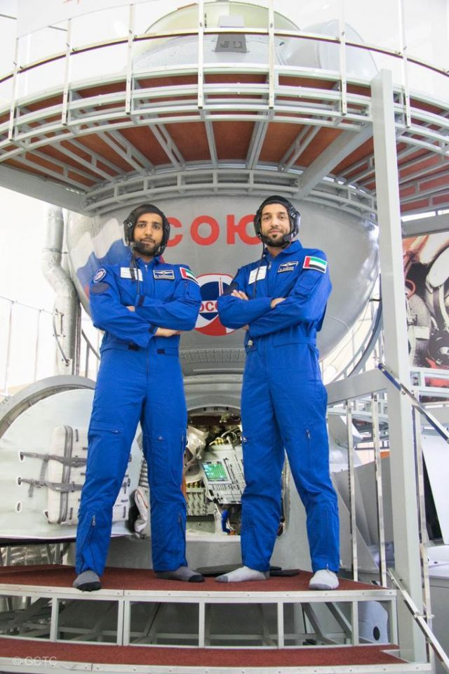 Emirati astronauts start training ahead of first space mission