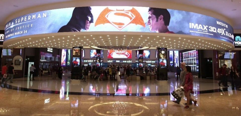 MENA box office takings exceed $500m, to rise further on Saudi plans