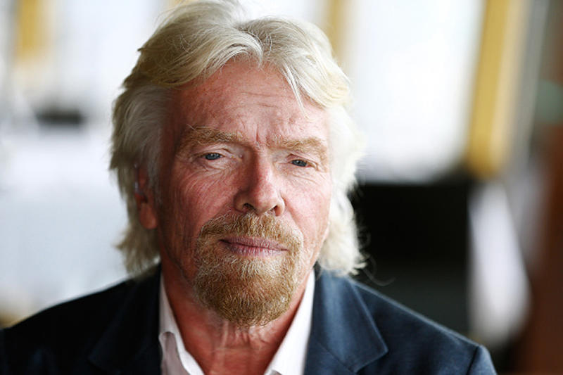 Richard Branson scrambles to save his flailing Virgin empire