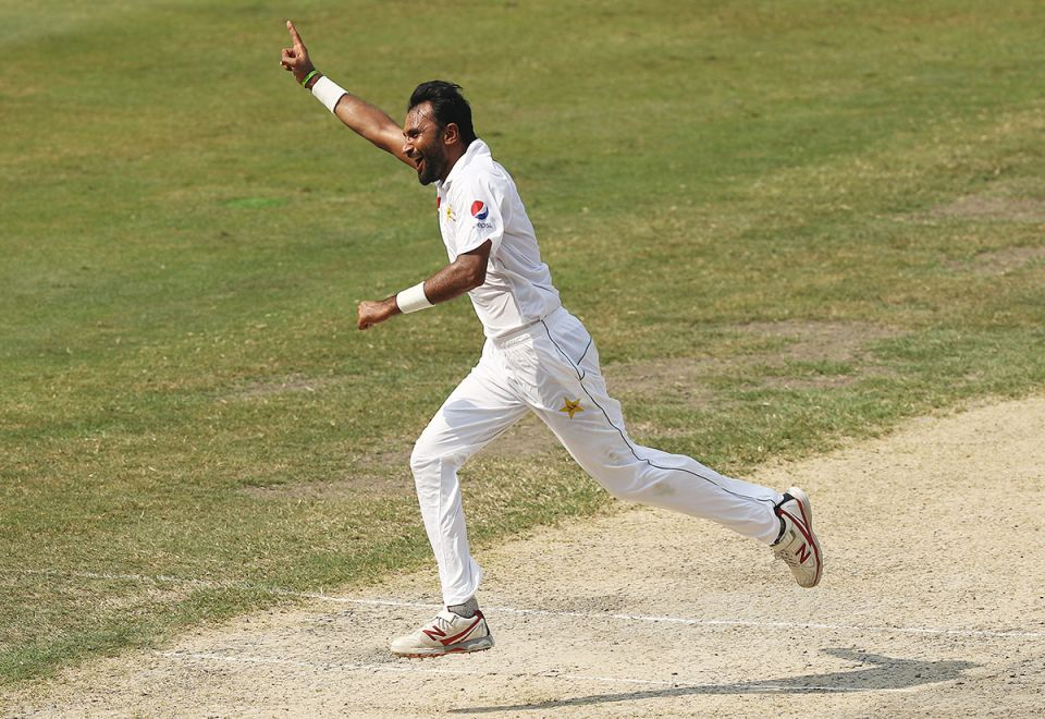 Australian collapse shows hard work paying off for Pakistan bowler Bilal Asif