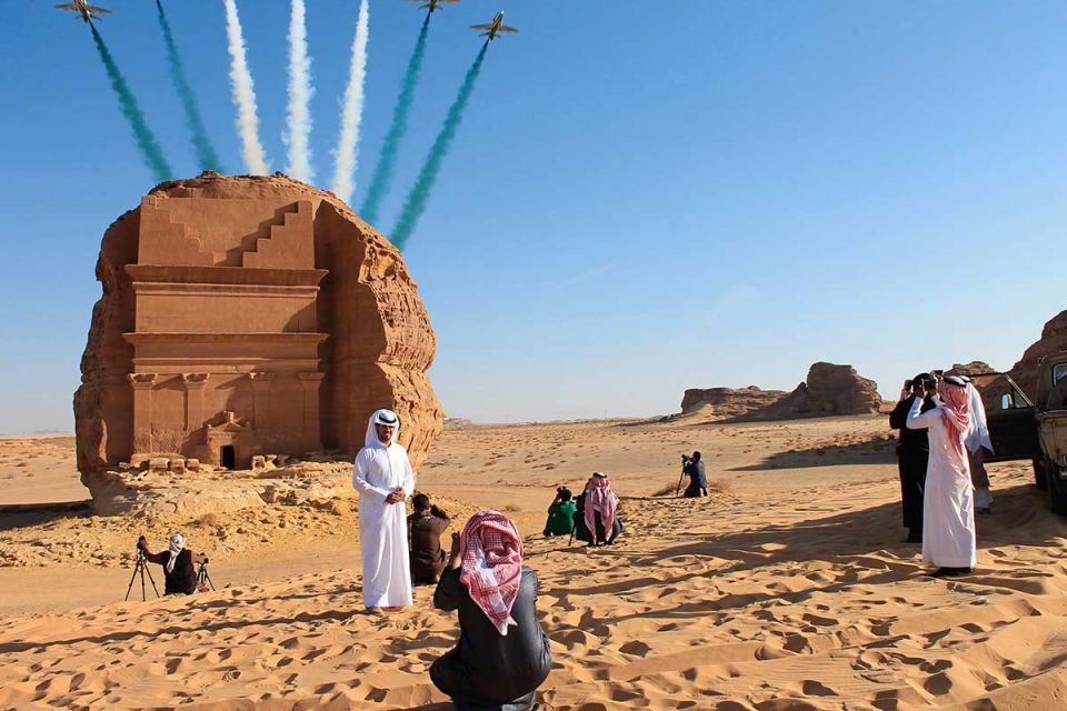 Opinion: why the Saudi and UAE tourism visions are complementary