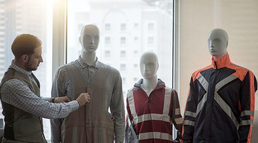 Crescent Enterprises creates sensor-equipped clothing line for labourers