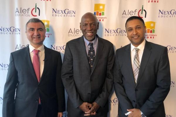 UAE's Alef launches education system in New York
