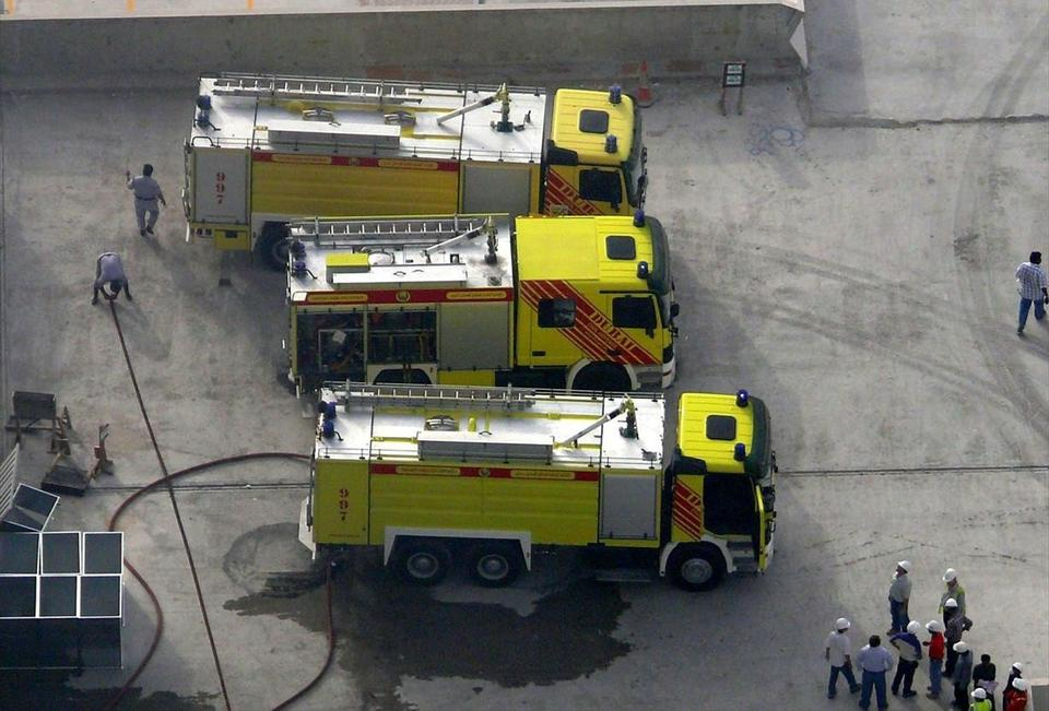 One killed, three wounded in Dubai gas explosion