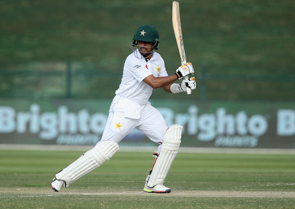 Pakistan set Australia massive total to win Abu Dhabi Test