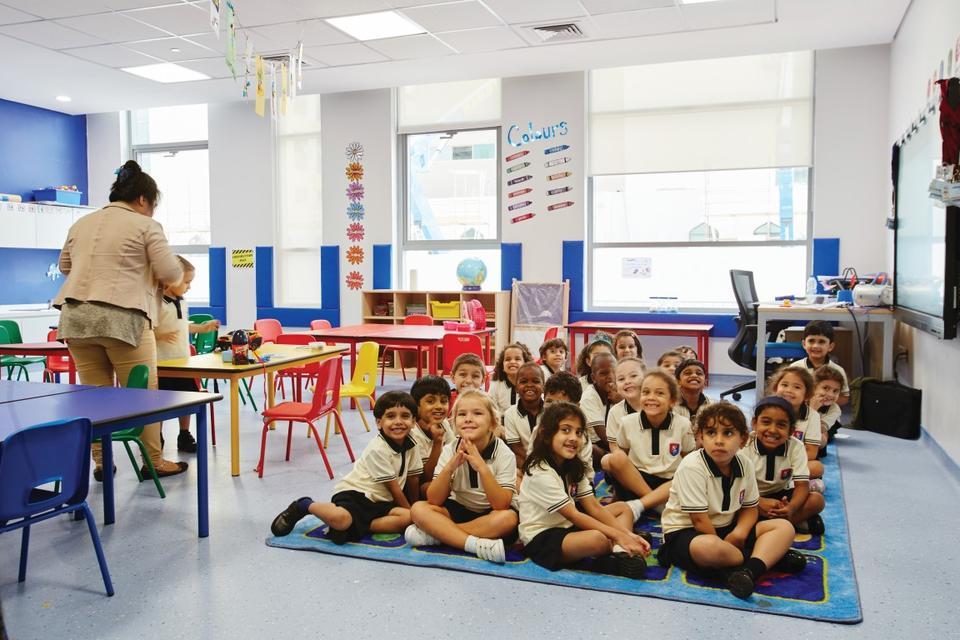 Revealed: how happy are pupils, teachers in Dubai