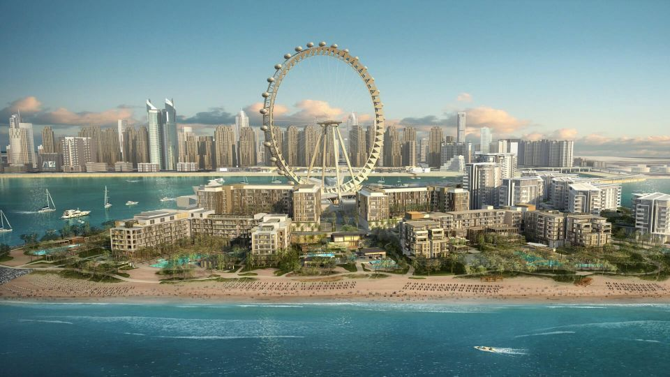 Caesars set to open luxury Dubai hotels on November 15