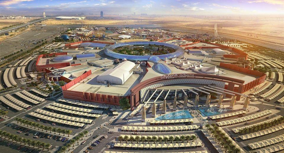 Construction of Dubai's $330m Cityland mall nears completion