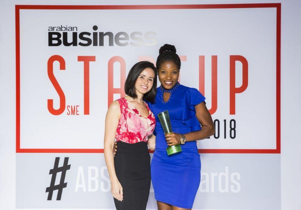 In pictures: Arabian Business Start-Up award winners 2018
