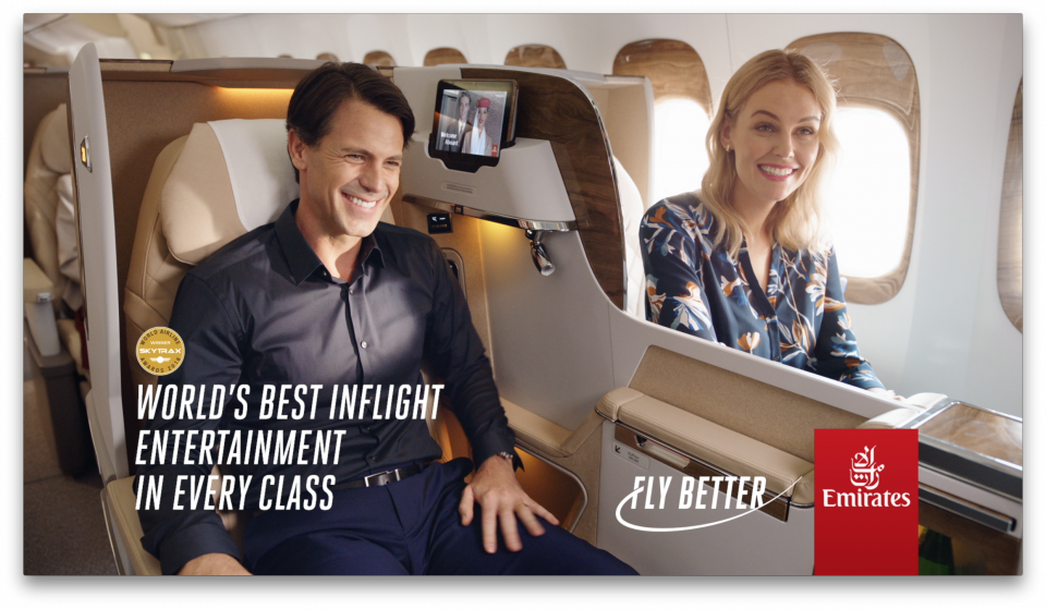 Dubai's Emirates set to launch new global ad campaign