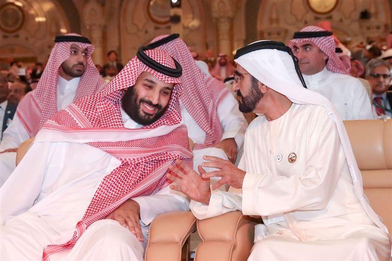 Dubai ruler sees Saudi Arabia 'shaping global economy'