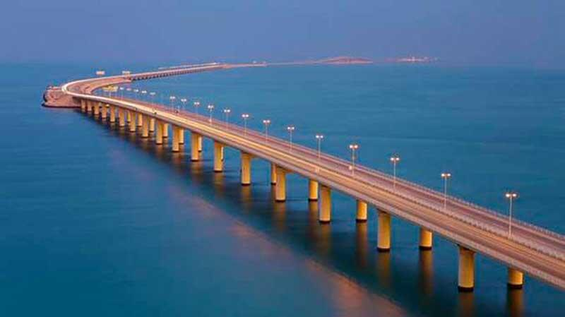 Saudi Arabia to Bahrain causeway said to reopen late July