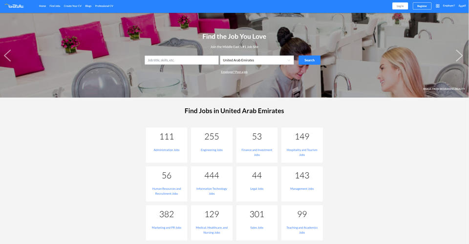 Nearly 50,000 new jobs added to Middle East jobs portal Bayt.com