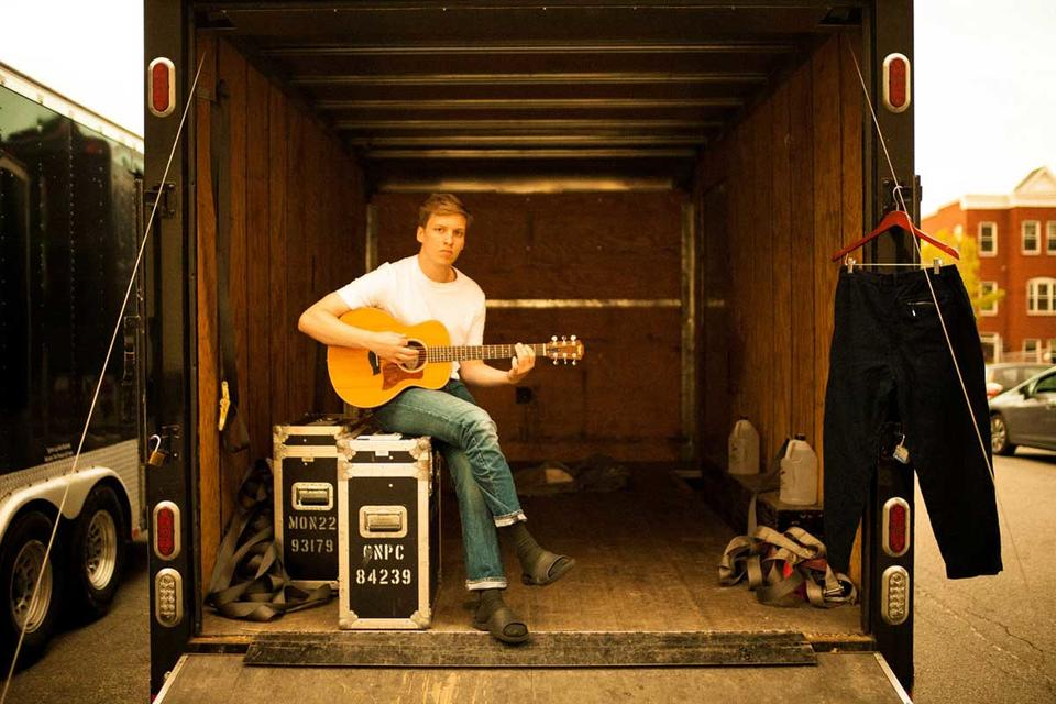 George Ezra coming to Dubai in January